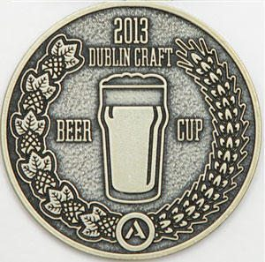 Gold Dublin Beer Award