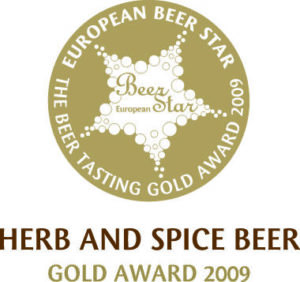 Gold European Beer Star