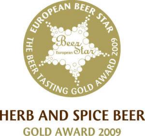 Gold European Beer Star