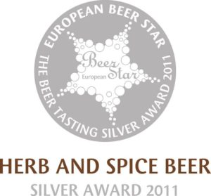 Silver European Beer Star
