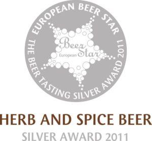 Silver European Beer Star