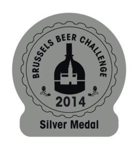Brussels Beer Challenge Silver