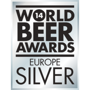 Zilver – World Beer Awards 2014