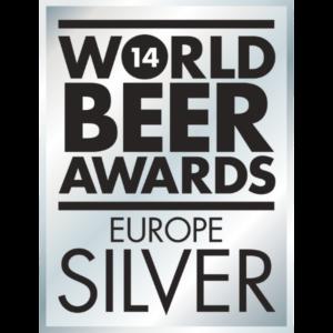 Zilver – World Beer Awards 2014