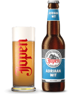 Jopen Adriaan wheat beer