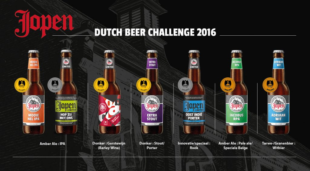 Dutch Beer Challenge NL