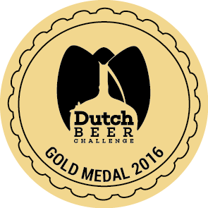 Dutch Beer Challenge 2016 – Gold