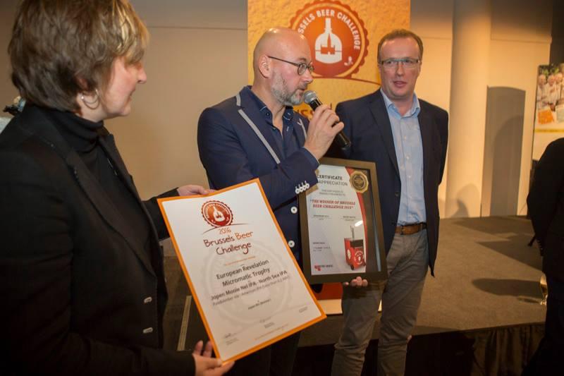 Jopen Mooie Nel IPA verkozen tot Europa's beste