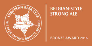 European Beer Star 2016 – Bronze