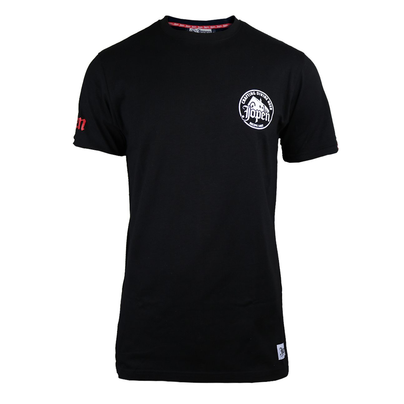 Jopen shirt men Jopen black