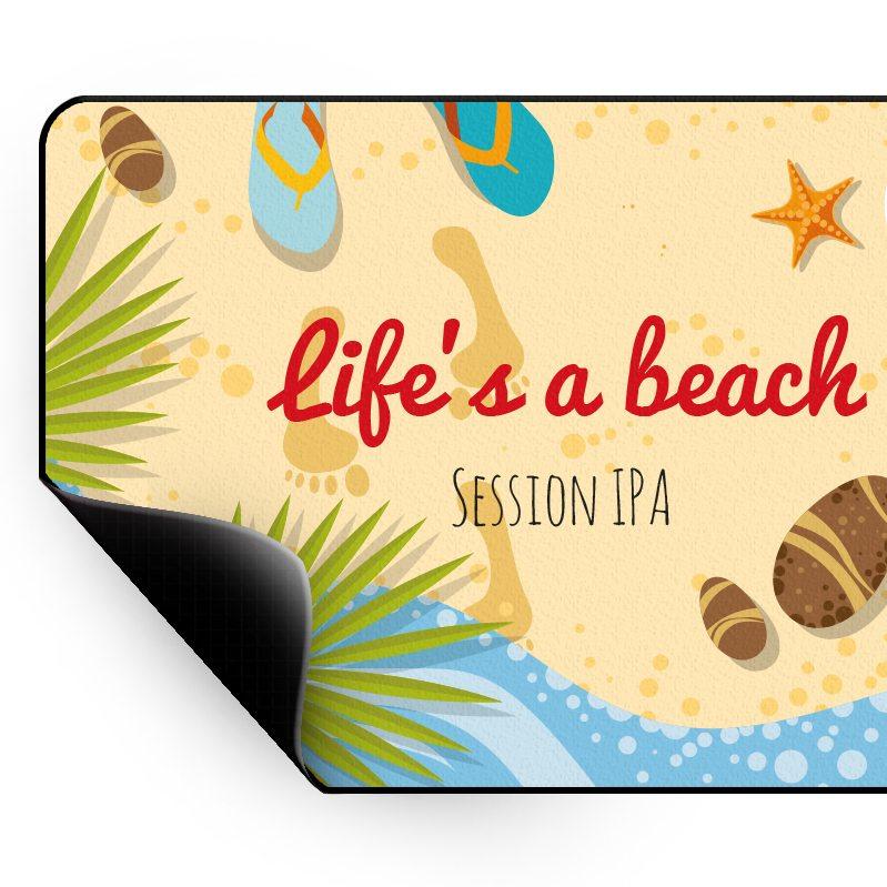 Jopen Picknickkleed Life's a Beach