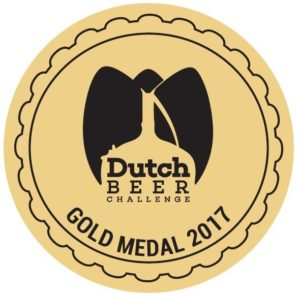 Dutch Beer Challenge 2017 – Gold