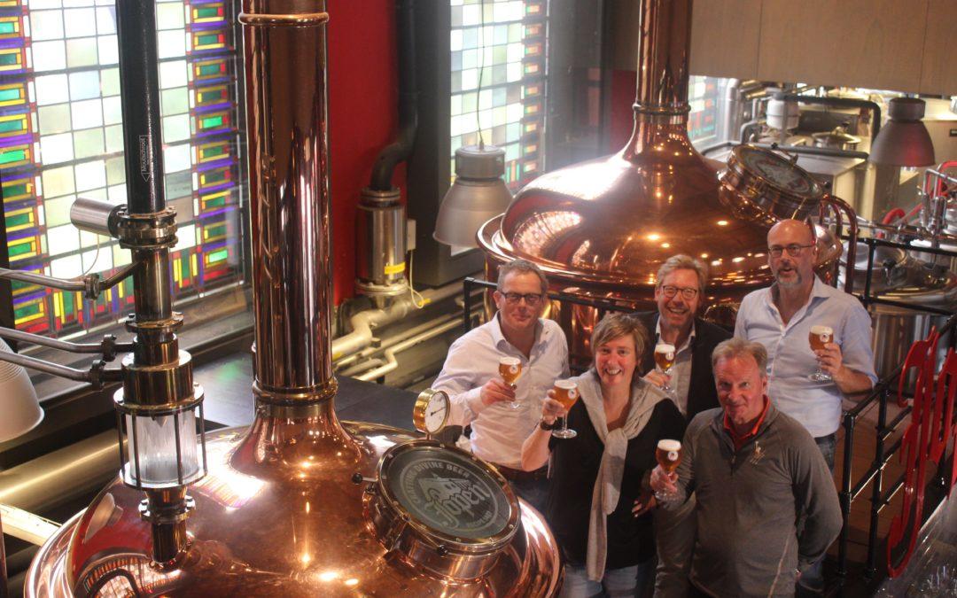 Hopgift Geniet & Geef bier in de Jopenkerk Haarlem