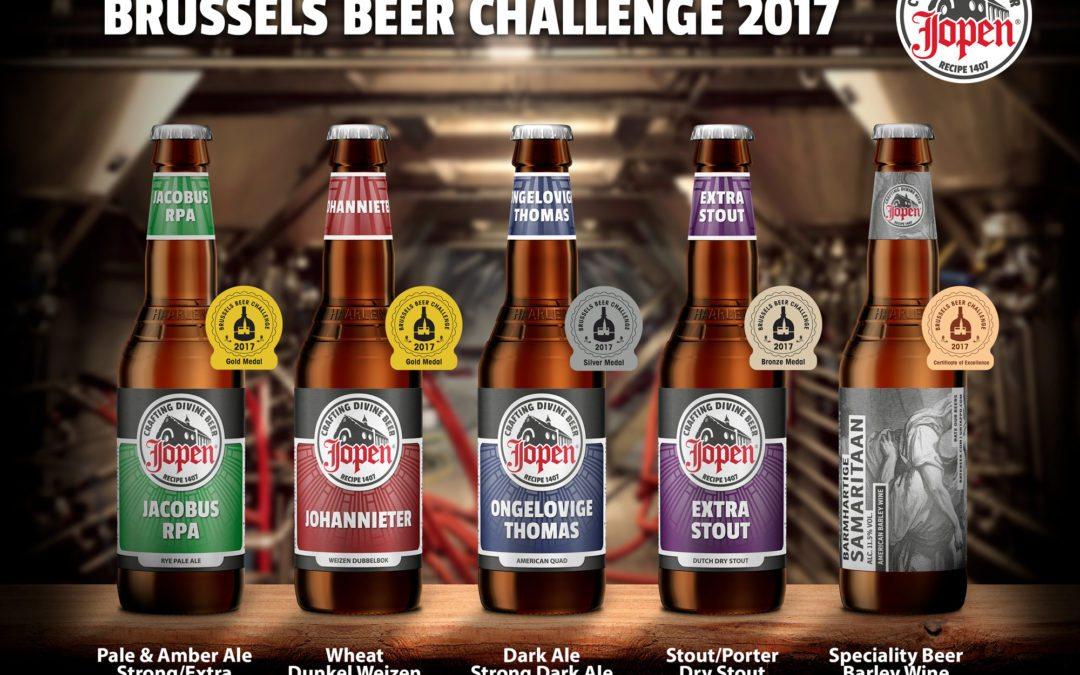 Brussels Beer Challenge 2017