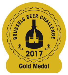 Brussels Beer Challenge 2017 – Gold