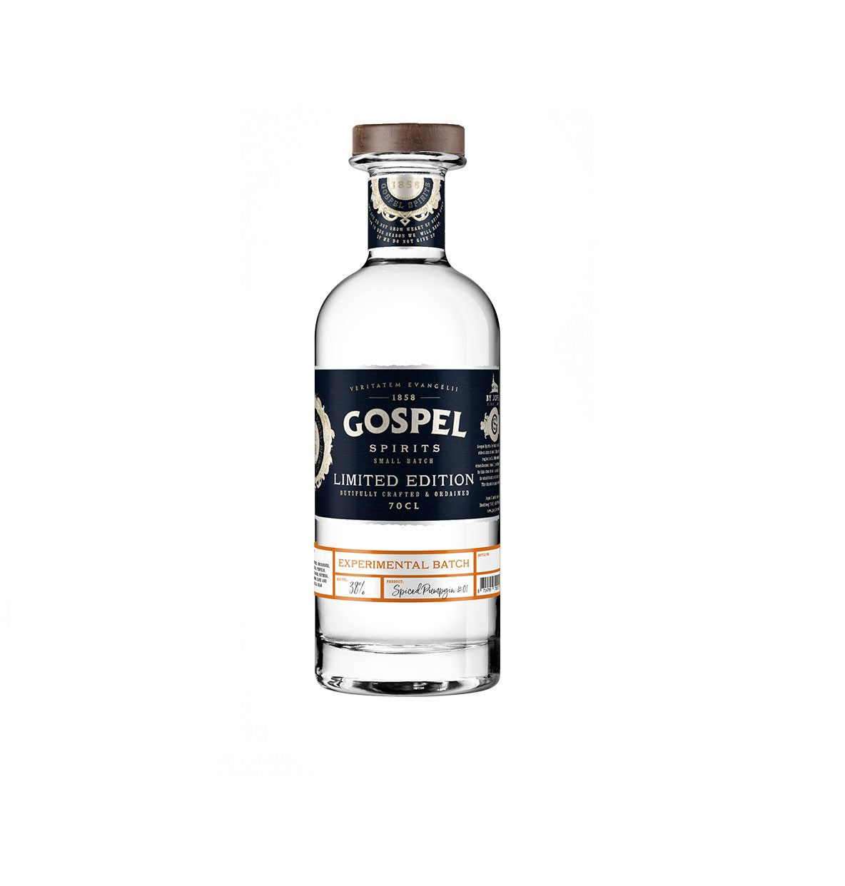 Gospel Spirits Spiced PumpGin