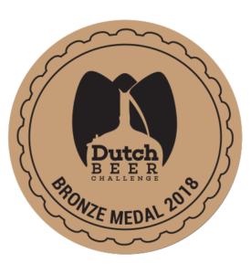 Dutch Beer Challenge 2018 – Bronze