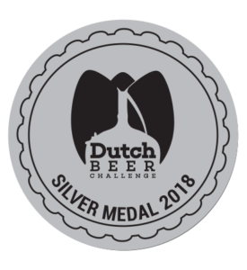 Dutch Beer Challenge 2018 – Silver