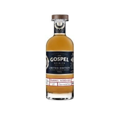 Barrel Aged Gin - Gospel Spirits by Jopen