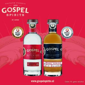 Gospel Spirits prijswinnaars