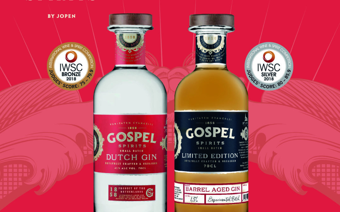 Na goud volgt zilver én brons voor Gospel Spirits