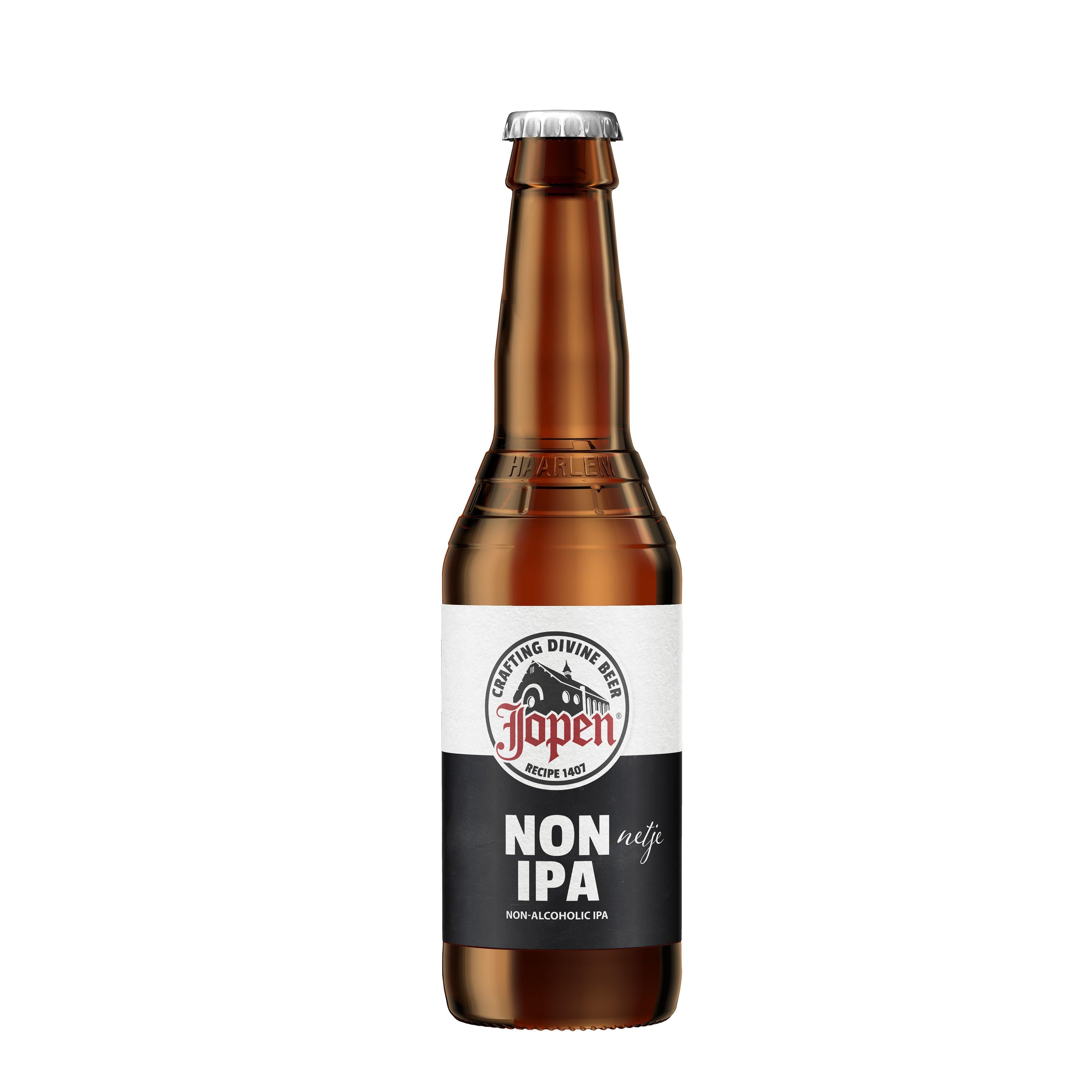 Jopen Non IPA, alcoholarme IPA van Jopen