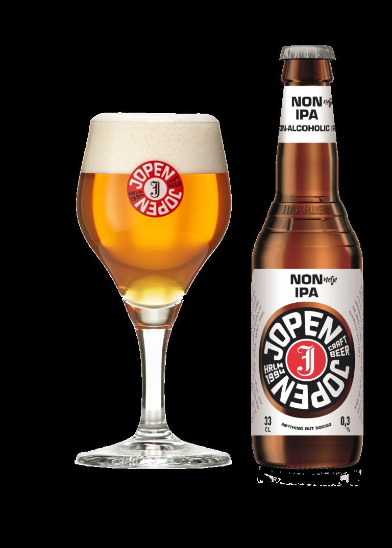 Jopen Non IPA - alcoholarme IPA van Jopen, 0,3%