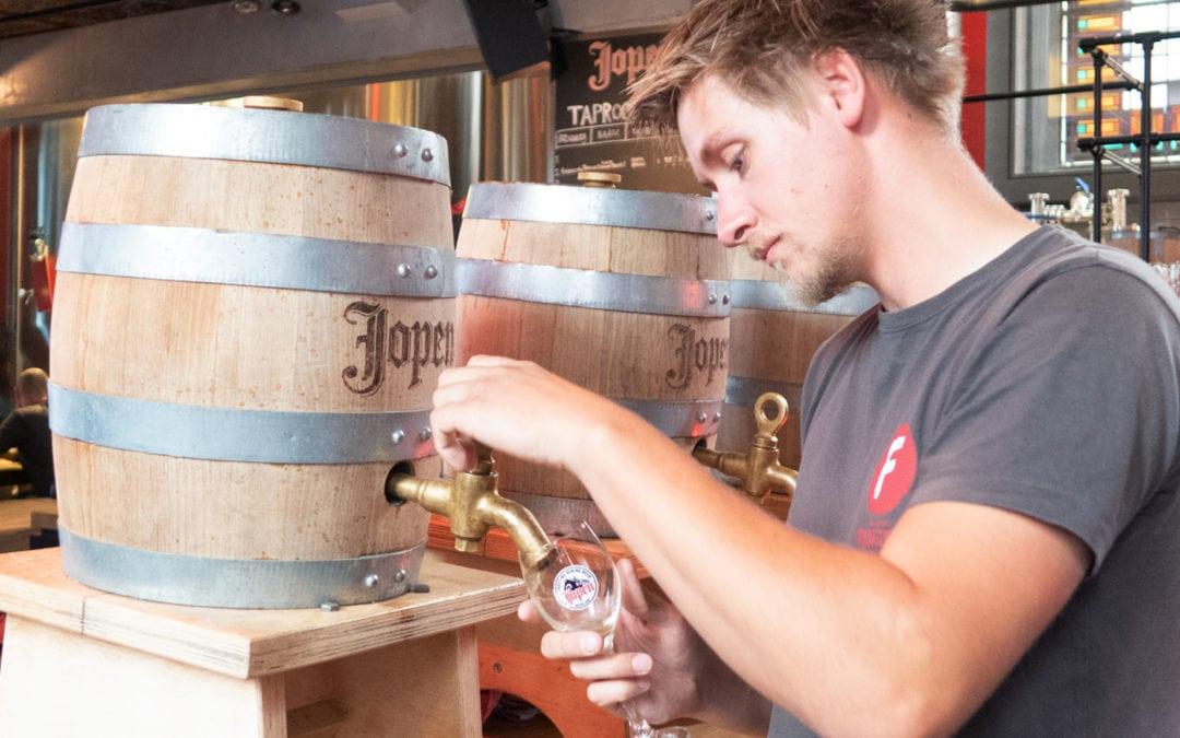 Meet the brewer! Roel Buckens van Brouwerij Frontaal