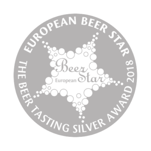 European Beer Star 2018 – Zilver