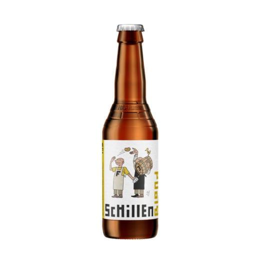 Schillen blond FrietHoes