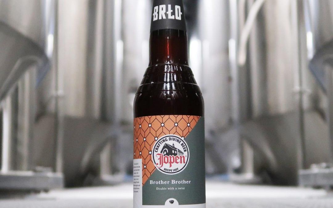 Bier brouwen met moerasland! – Een Dubbel met een twist
