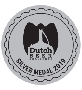 Zilver | Dutch Beer Challenge 2019