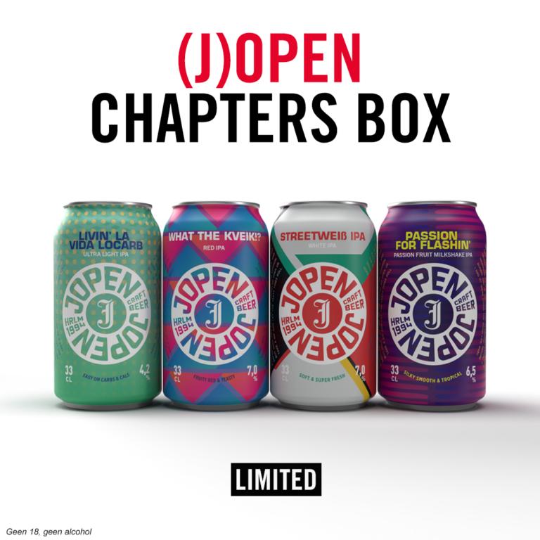 Jopen Chapters Box mei 2021