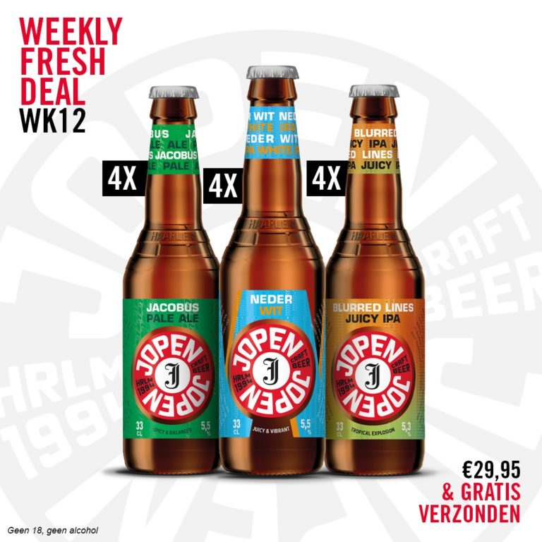 Weekly Fresh Deal week 12