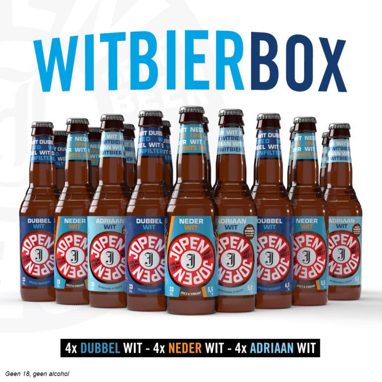 Jopen Witbier box