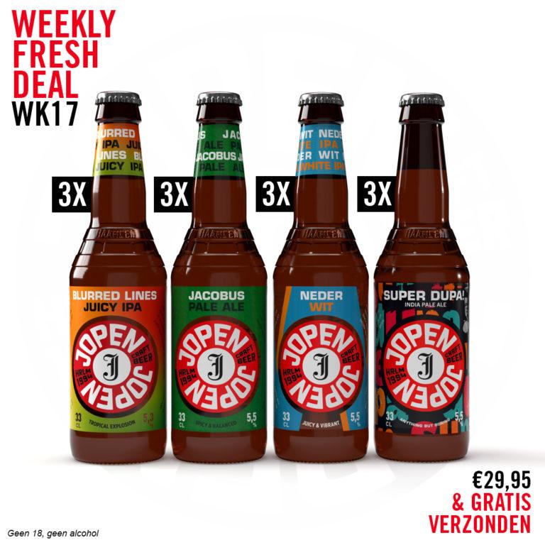 Weekly Fresh Deal week 17