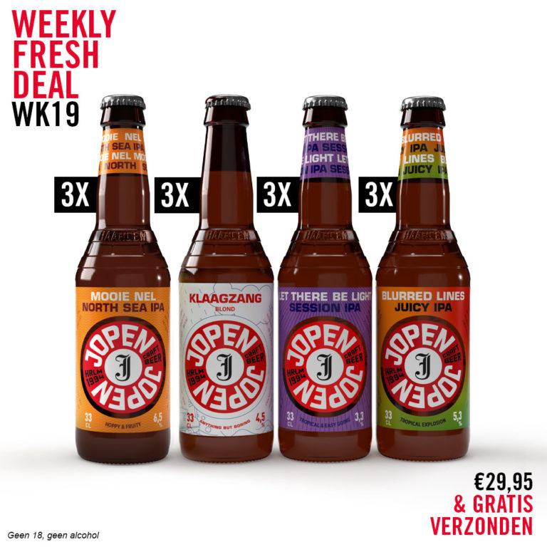 Weekly Fresh Deal week 19