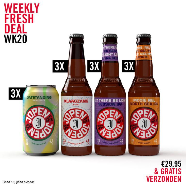Weekly Fresh Deal week 20