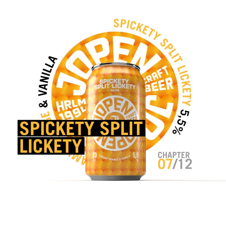 Spickety Split Lickety