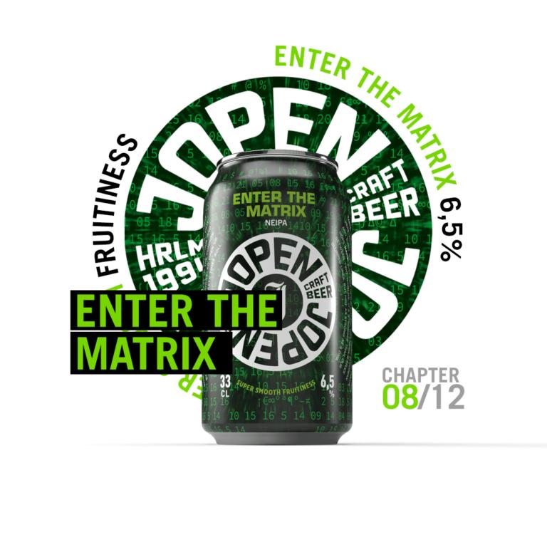 Jopen Enter The Matrix