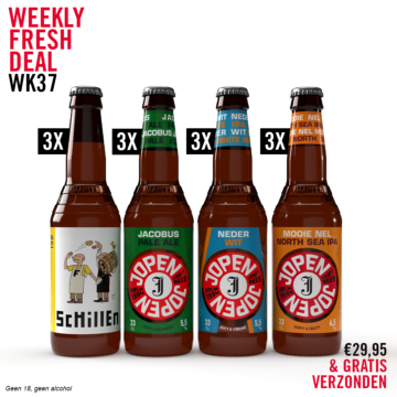 Weekly Fresh Deal week 37 The Pale Ale Edition