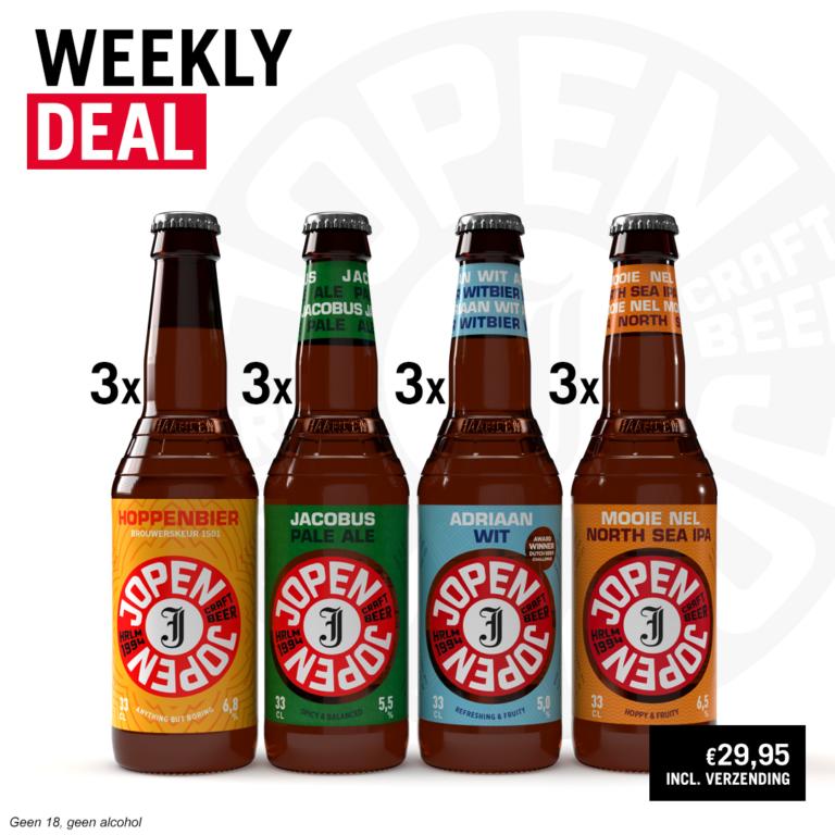 Weekly Deal week 39