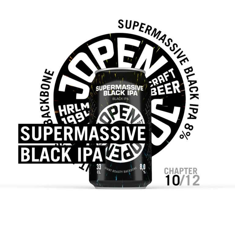 Supermassive Black IPA chapter 10